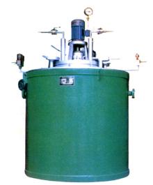 脉冲真空氮化炉