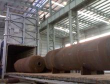 重型压力容器退火炉