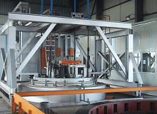 大型气体渗碳炉