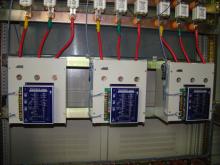 高精密电炉控制系统