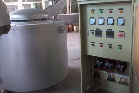 燃油熔铝保温一体炉